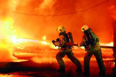 A importância dos equipamentos contra incêndio