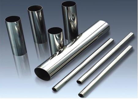 Formatos de tubos de aço