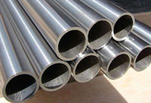 Tubo de aço metalon