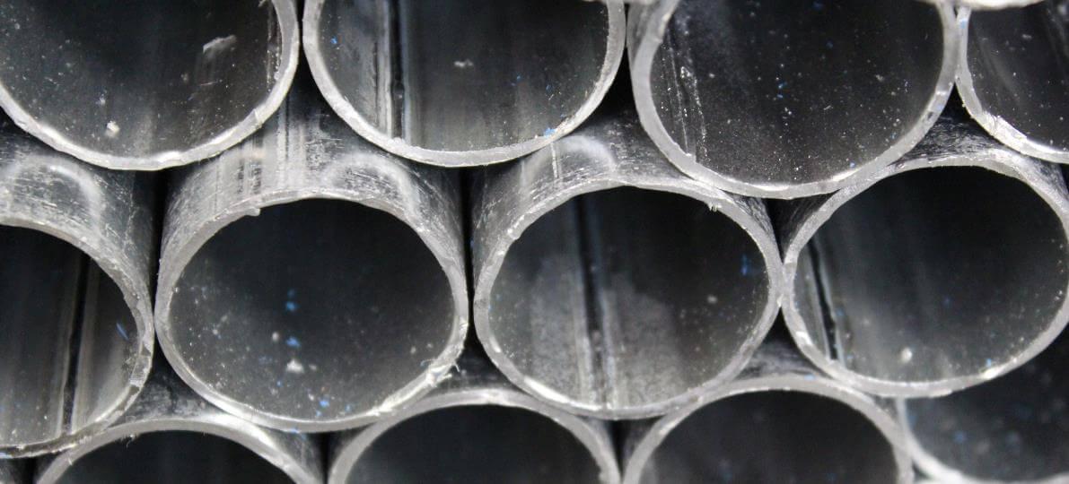 tubos de aço carbonizados