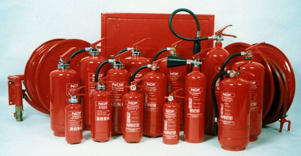 Melhores equipamentos contra incêndio