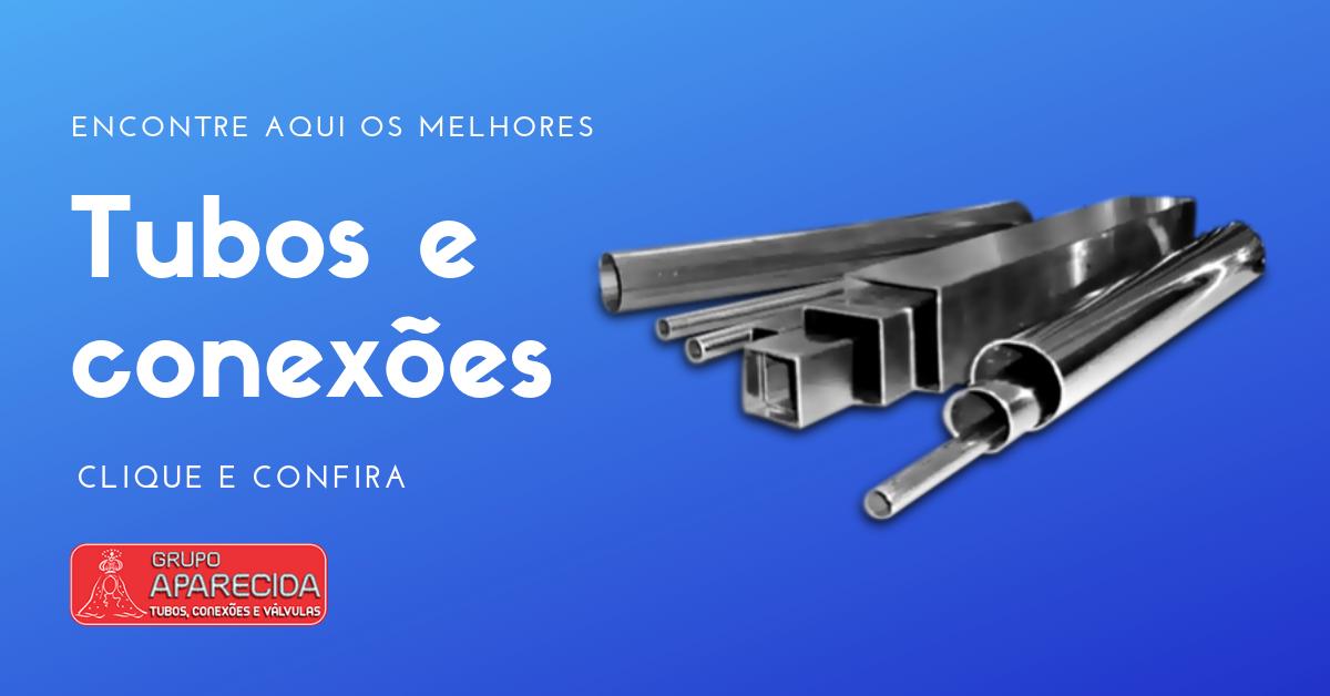 tubos de aço em Porto Alegre