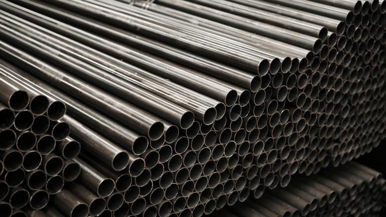 usar tubos de aço carbono