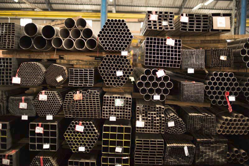 Conheça os principais tipos de tubos industriais