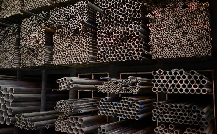 Benefícios de usar os tubos de aço